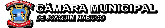 Câmara Municipal de Joaquim Nabuco